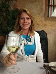 Cuisineist Editor-In-Chief Elaine Harris