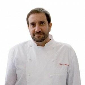 Chef Sam Marvin