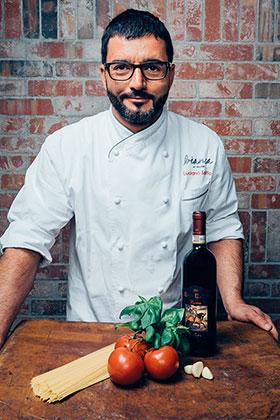 Chef Salute Trattoria Italiana