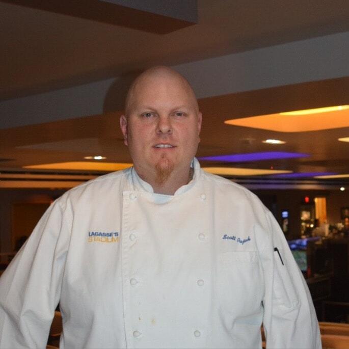 Executive Chef Scott Pajak